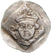 1 Pfennig - Friedrich III. von Hohenzollern – obverse