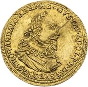 1 Ducat - Gustav II. Adolf – obverse