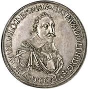 1 Thaler - Gustav II Adolf – obverse