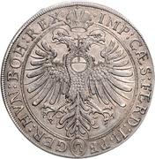 1 Thaler (St. Ulrichstaler) – reverse