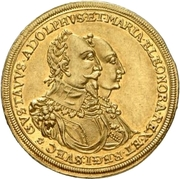 2 Ducat - Gustav II. Adolf – obverse