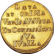 1 Ducat (Augsburg Confession) – reverse