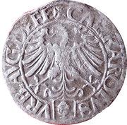 1 Batzen - Eberhard IV von Eppstein-Königstein – reverse