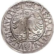 ½ Batzen - Eberhard IV. von Eppstein-Königstein – reverse