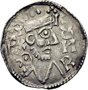 1 Pfennig - Konrad II. – obverse