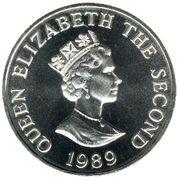 2 Pounds - Elizabeth II (Royal Visit) -  obverse