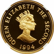 50 Pounds - Elizabeth II (Normandy Invasion) -  obverse