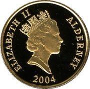 25 Pounds - Elizabeth II (D-Day) – obverse