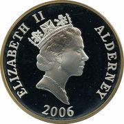 10 Pounds - Elizabeth II (Birthday) -  obverse