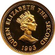 25 Pounds - Elizabeth II (State Coach) -  obverse