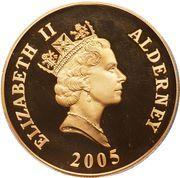 5 Pounds - Elizabeth II (Prince Henry of Wales) -  obverse