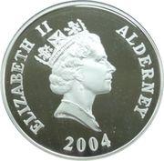 5 Pounds - Elizabeth II (Samuel Hood) -  obverse