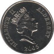 5 Pounds - Elizabeth II (Prince Henry) -  obverse