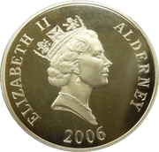 5 Pounds - Elizabeth II (The Rocket Rainhill) -  obverse