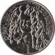 5 Pounds - Elizabeth II (King George I) – reverse