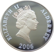 5 Pounds - Elizabeth II (Princesses Elizabeth and Margaret) -  obverse