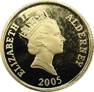 1 Pound - Elizabeth II (Nelson) – obverse