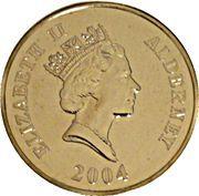 5 Pounds - Elizabeth II (Viscount Samuel Hood) -  obverse