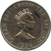 2 Pounds - Elizabeth II (D-Day) – obverse