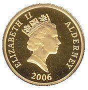 1 Pound - Elizabeth II (William Shakespeare) – obverse