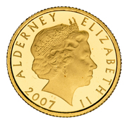 1 Pound - Elizabeth II (Princess Diana) – reverse