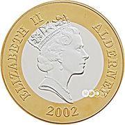 50 Pounds - Elizabeth II (Golden Jubilee) -  obverse