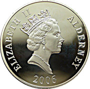 5 Pounds - Elizabeth II (Rocket, 1829 Rainhill) -  obverse