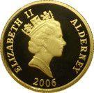 1 Pound - Elizabeth II (Queen Elizabeth I) – obverse