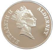 5 Pounds - Elizabeth II (Millennium) -  obverse