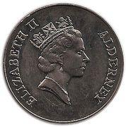 2 Pounds - Elizabeth II (Islander's Return) -  obverse