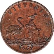 1 Penny (Jno. Andrew & Co - Melbourne, Victoria) -  obverse