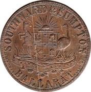 1 Penny (Southward & Sumpton, Ballarat, Victoria) -  obverse