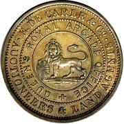 1 Penny (De Carle, E & Co - Melbourne, Victoria) -  obverse