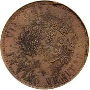 1 Penny (Watson, W - Ballarat, Victoria; Restrike) – reverse