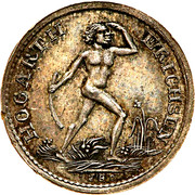4 Pence (Hogarth, Erichsen & Co - Sydney, New South Wales) -  obverse