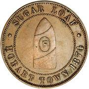 1 Penny (J. G. Fleming - Hobart, Tasmania) -  obverse