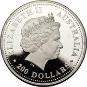 200 Dollars - Elizabeth II (