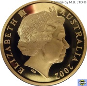 5 Dollars - Elizabeth II (4th Portrait - Battle of Sunda Strait) -  obverse