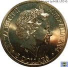 5 Dollars - Elizabeth II (4th Portrait - Tasmania Bicentenary) – obverse