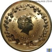 5 Dollars - Elizabeth II (4th Portrait - Distinctly Australian) -  obverse