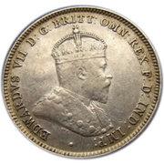 1 Shilling - Edward VII -  obverse
