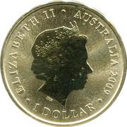 1 Dollar - Elizabeth II (4th Portrait - Citizenship) -  obverse