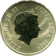 1 Dollar - Elizabeth II (Victoria) -  obverse