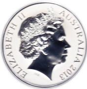 1 Dollar - Elizabeth II (