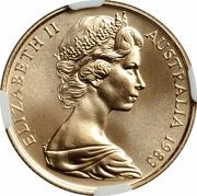 200 Dollars - Elizabeth II (2nd Portrait - Koala - Gold Bullion Coin) -  obverse