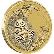1 Dollar - Elizabeth II (Echidna) -  reverse