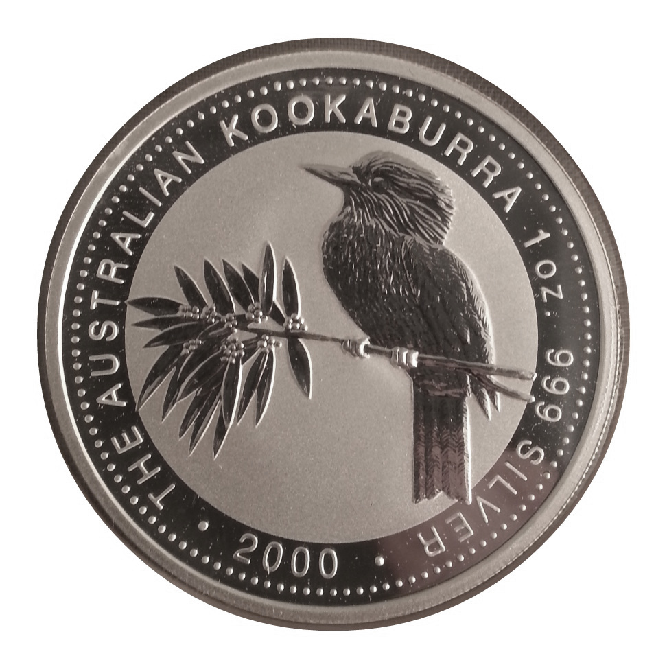 1 Dollar Elizabeth Ii Australian Kookaburra