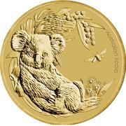 1 Dollar - Elizabeth II (Bush Babies - Koala) -  reverse