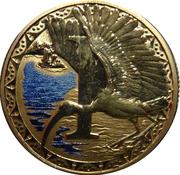1 Dollar - Elizabeth II (Alphabet Collection - Letter I) -  reverse