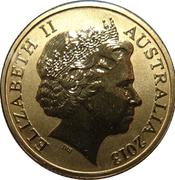 1 Dollar - Elizabeth II (4th Portrait - Polar Series - Weddell Seal) -  obverse